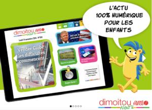 Dimoitou news, le nouveau format numérique développé par Ouest-France