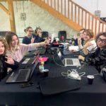 Hyblab 2018 : le live des étudiants sur les réseaux sociaux