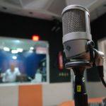 Les étudiants d'Audencia SciencesCom à l'antenne de Radio Prun'