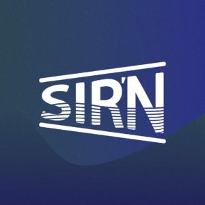 Logo de la webradio SIR'N