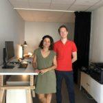 Un duo à la tête d'un «Incroyable studio» de création audiovisuelle