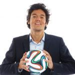 Clément Chauveau, envoyé spécial pour la Coupe du Monde